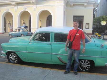פדרו קלדרון, המדריך שלנו בקובה
