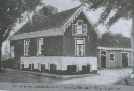 רישום של החווה של משפחת ואן-פליט