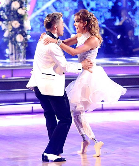 איימי פֶּרְדי ב'רוקדים עם כוכבים'